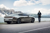 BMW Gran Lusso V12 Coupe элегантное купе от Pininfarina.