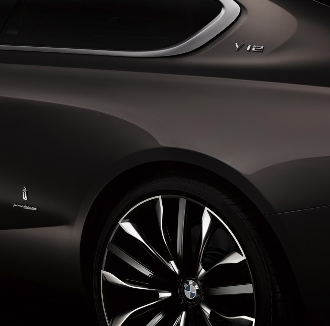 Bmw Z4 V12: BMW Pininfarina Gran Lusso новый роскошный концепткар от BMW