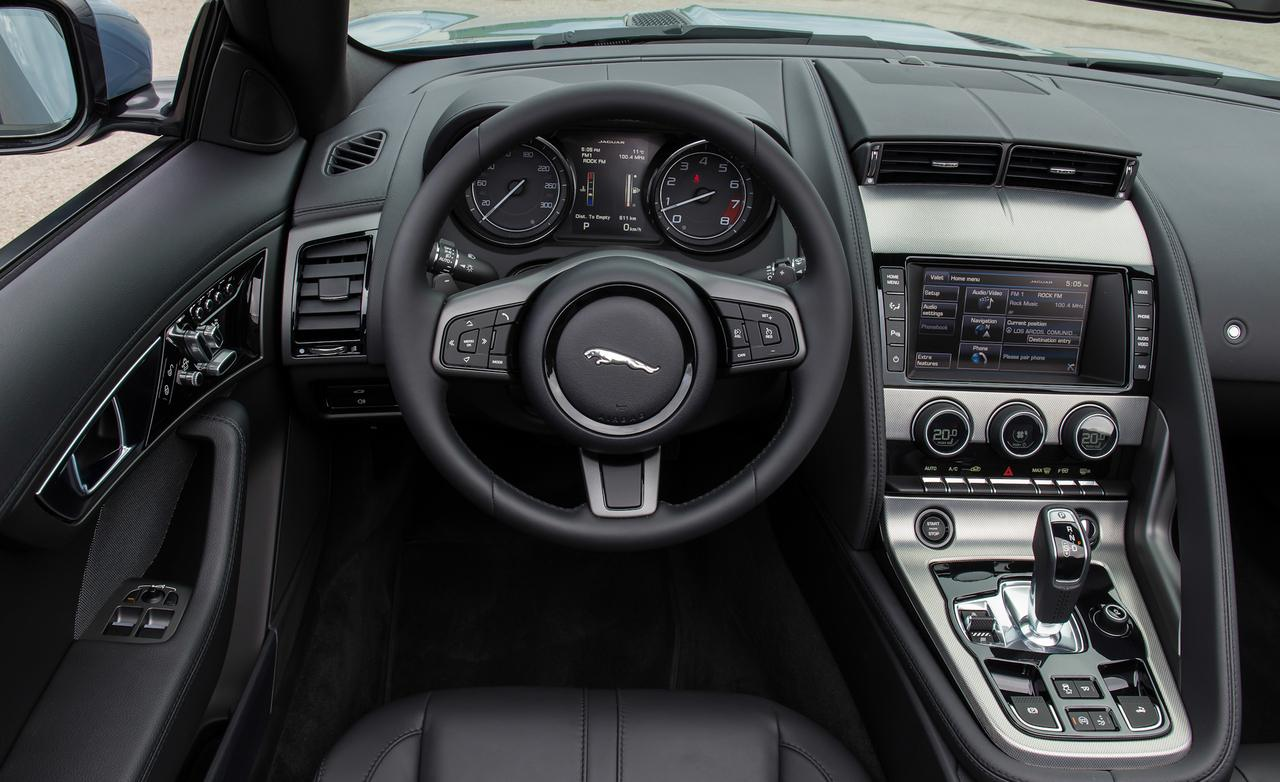 Jaguar FTYPE  Sports Car  Agile Distinctive Powerful