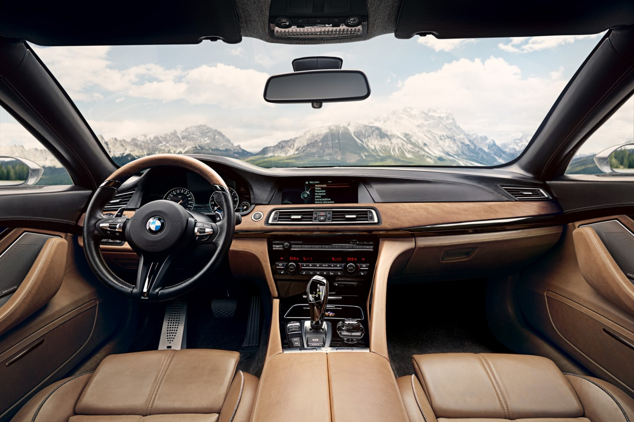 Bmw gran lusso coupe фото