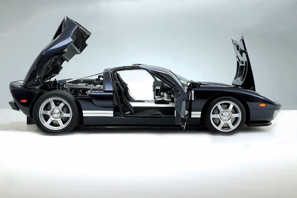 www.autosvit.net 2006 ford gt base-pic-37188